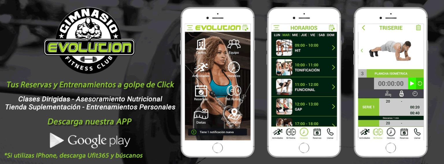 app-gym-evolution